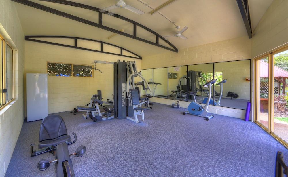 레인보우 겟어웨이 홀리데이 아파트먼트(Rainbow Getaway Holiday Apartments) Hotel Image 21 - Gym