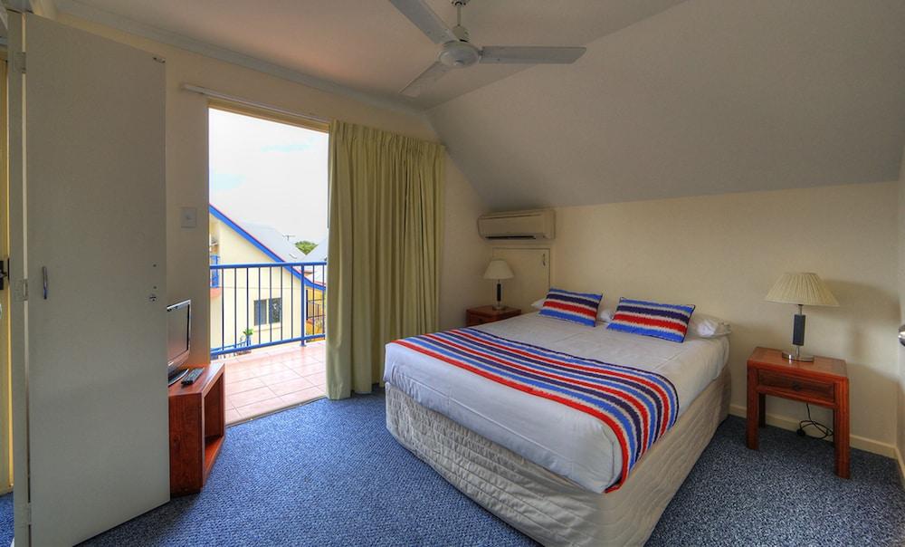 레인보우 겟어웨이 홀리데이 아파트먼트(Rainbow Getaway Holiday Apartments) Hotel Image 7 - Guestroom