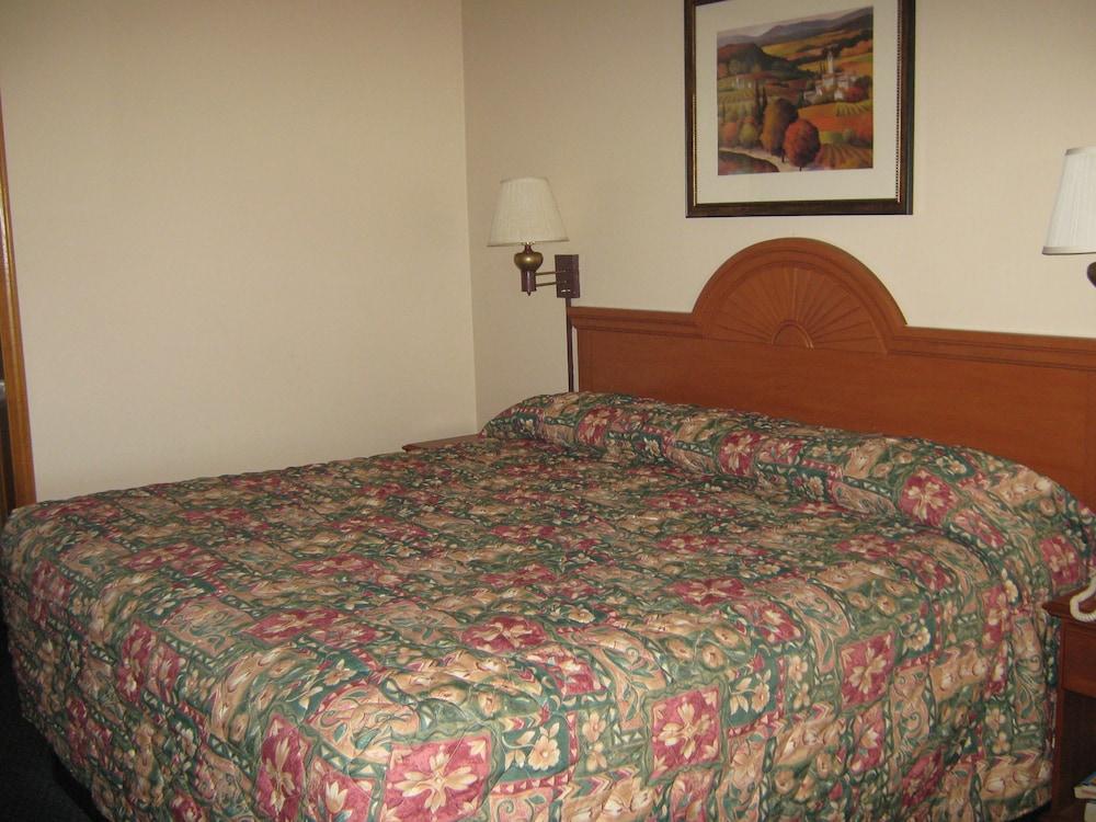 로드웨이 인 & 스위트(Rodeway Inn & Suites) Hotel Image 44 - Guestroom