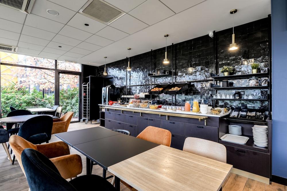 브릿 호텔 두 스타드(Brit Hotel Du Stade) Hotel Image 22 - Breakfast Meal