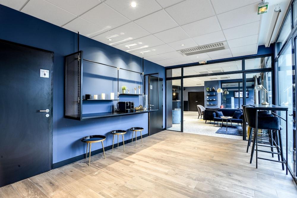 브릿 호텔 두 스타드(Brit Hotel Du Stade) Hotel Image 8 - Reception