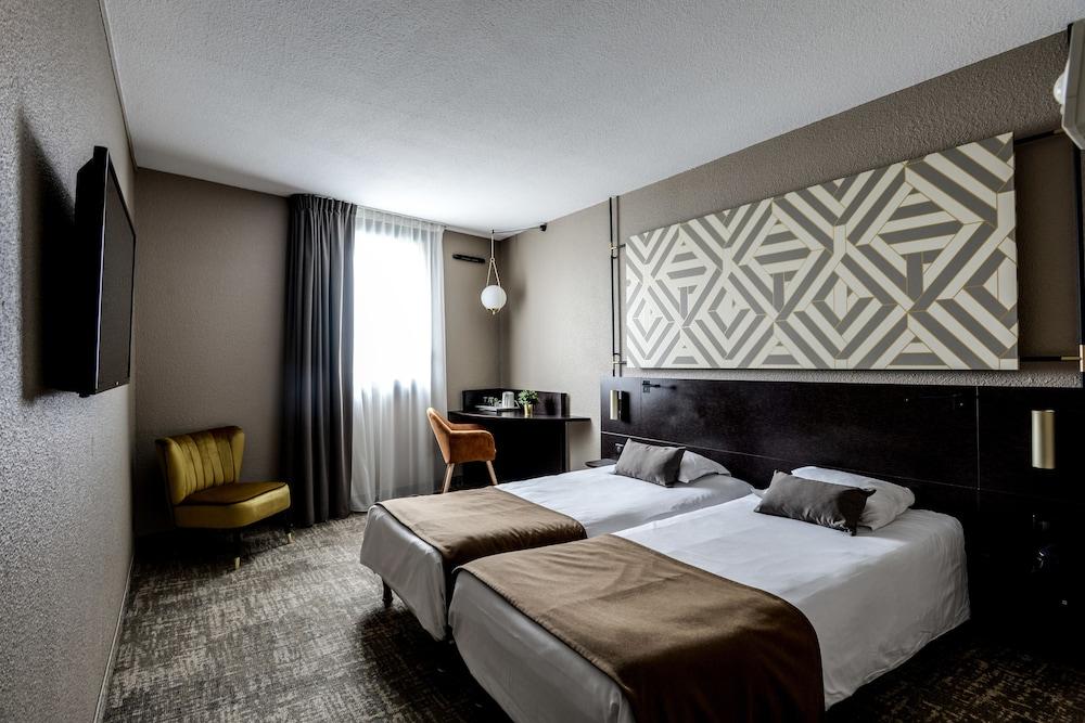브릿 호텔 두 스타드(Brit Hotel Du Stade) Hotel Image 10 - Guestroom