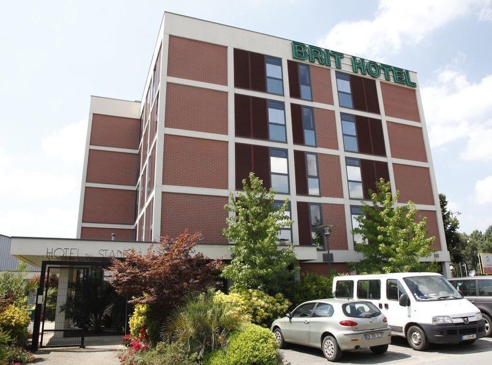 브릿 호텔 두 스타드(Brit Hotel Du Stade) Hotel Image 26 - Hotel Front
