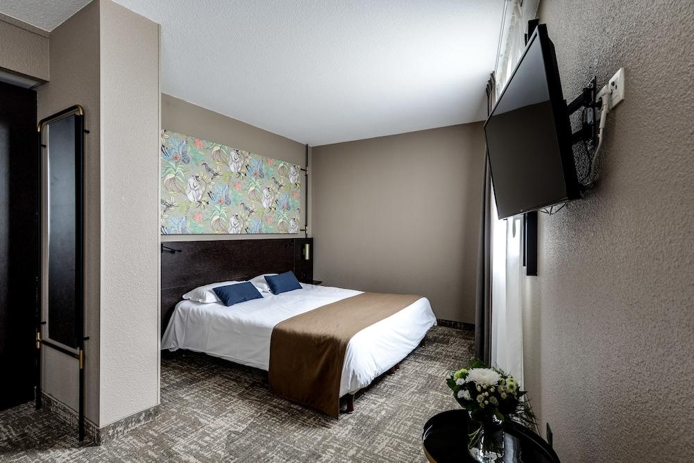브릿 호텔 두 스타드(Brit Hotel Du Stade) Hotel Image 11 - Guestroom