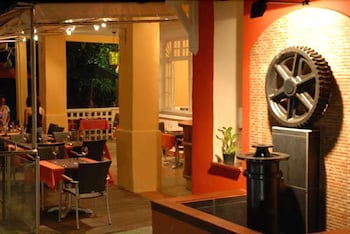 하비테이션 두 콩테(Habitation du Comté) Hotel Image 44 - Restaurant