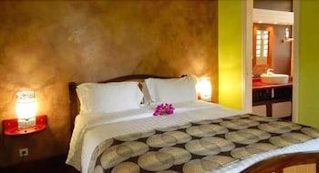 하비테이션 두 콩테(Habitation du Comté) Hotel Image 6 - Guestroom
