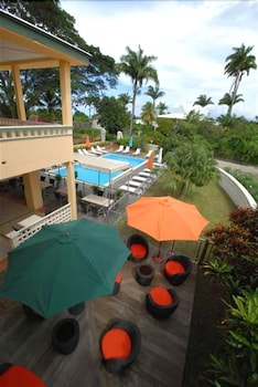 하비테이션 두 콩테(Habitation du Comté) Hotel Image 32 - Outdoor Pool