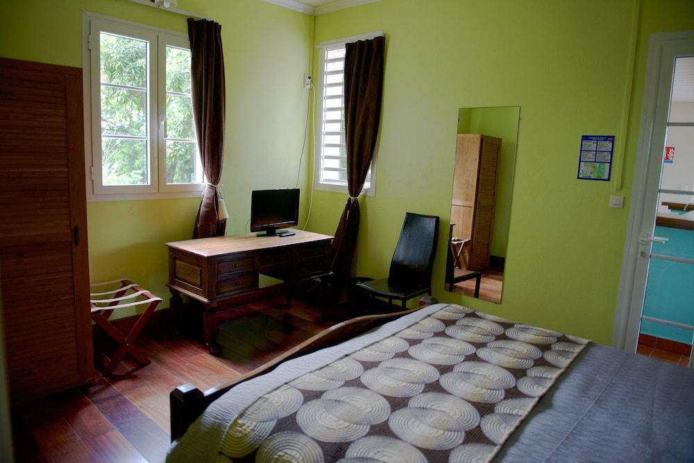 하비테이션 두 콩테(Habitation du Comté) Hotel Image 13 - Guestroom
