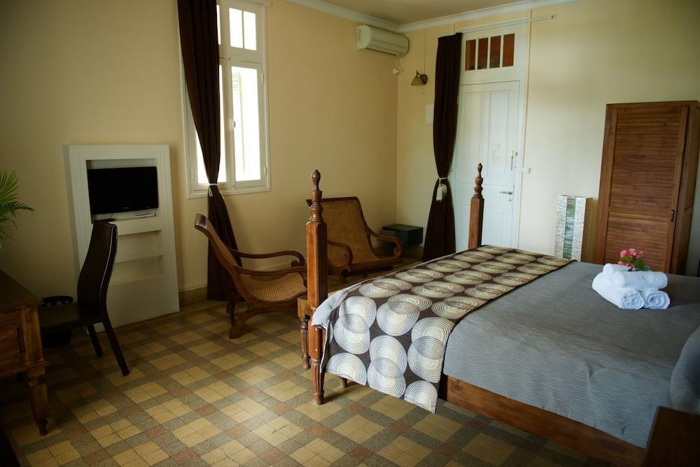 하비테이션 두 콩테(Habitation du Comté) Hotel Image 14 - Guestroom