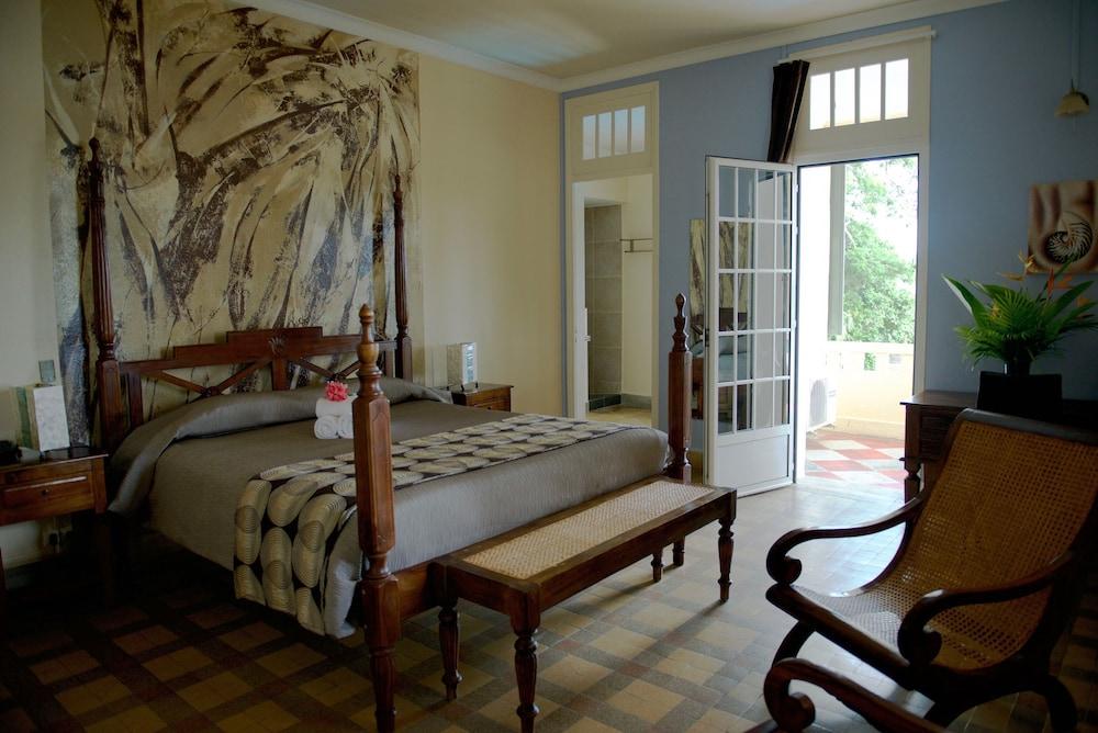 하비테이션 두 콩테(Habitation du Comté) Hotel Image 15 - Guestroom