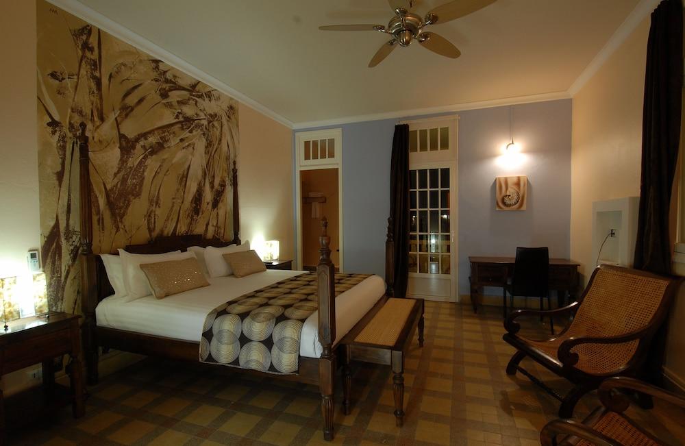 하비테이션 두 콩테(Habitation du Comté) Hotel Image 10 - Guestroom