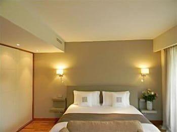 칸 빌라 세인트 바스(Cannes Villa St Barth) Hotel Image 2 - Guestroom