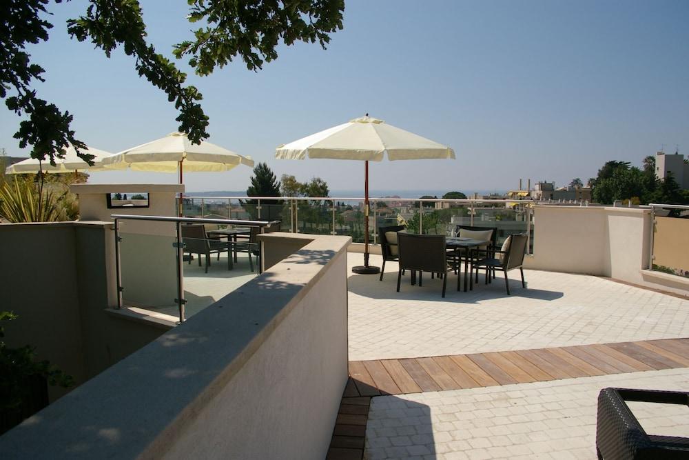 Cannes Villa St Barth