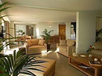 칸 빌라 세인트 바스(Cannes Villa St Barth) Hotel Image 28 - Hotel Lounge
