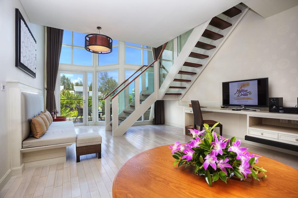 나타이 비치 리조트 & 스파 팡아(Natai Beach Resort & Spa Phang Nga) Hotel Image 27 - Guestroom View
