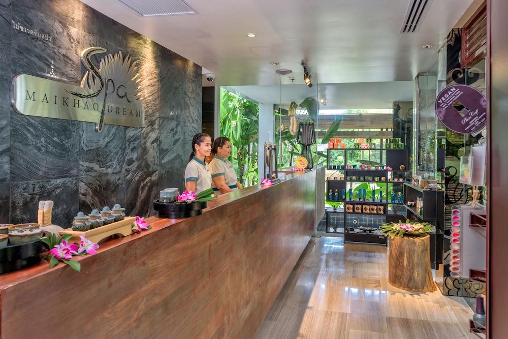 나타이 비치 리조트 & 스파 팡아(Natai Beach Resort & Spa Phang Nga) Hotel Image 47 - Spa Reception