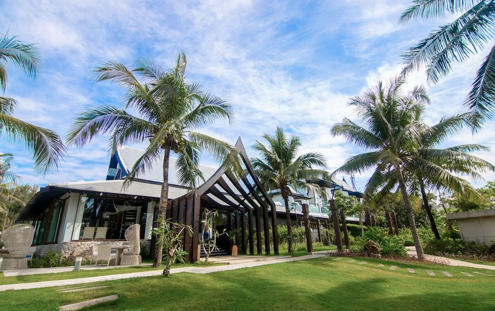 나타이 비치 리조트 & 스파 팡아(Natai Beach Resort & Spa Phang Nga) Hotel Image 35 - Exterior