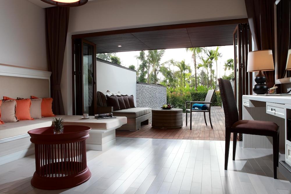 나타이 비치 리조트 & 스파 팡아(Natai Beach Resort & Spa Phang Nga) Hotel Image 28 - Guestroom View