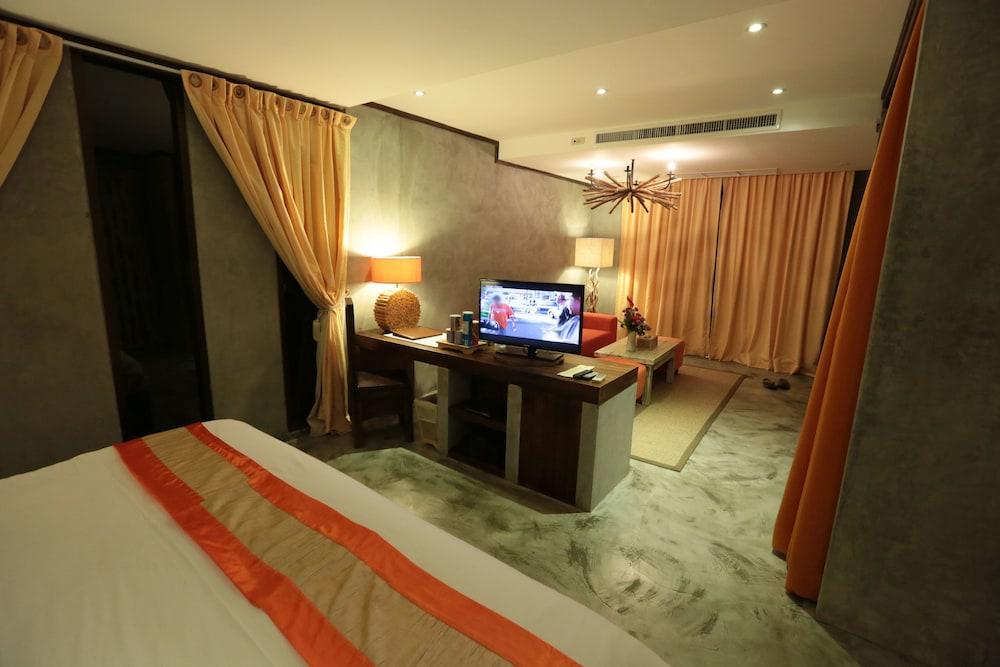 나타이 비치 리조트 & 스파 팡아(Natai Beach Resort & Spa Phang Nga) Hotel Image 17 - Guestroom