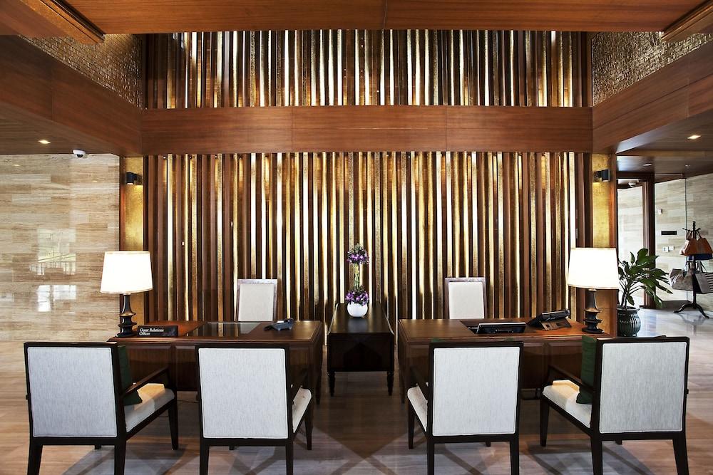 나타이 비치 리조트 & 스파 팡아(Natai Beach Resort & Spa Phang Nga) Hotel Image 2 - Reception