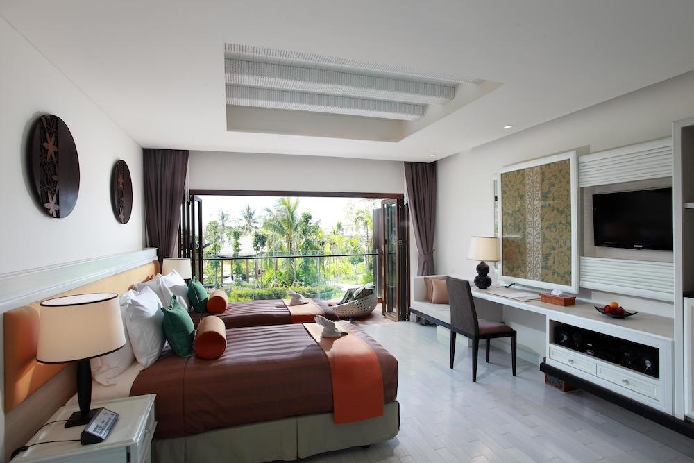나타이 비치 리조트 & 스파 팡아(Natai Beach Resort & Spa Phang Nga) Hotel Image 26 - Guestroom View