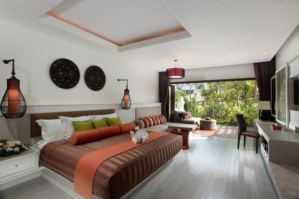 나타이 비치 리조트 & 스파 팡아(Natai Beach Resort & Spa Phang Nga) Hotel Image 10 - Guestroom
