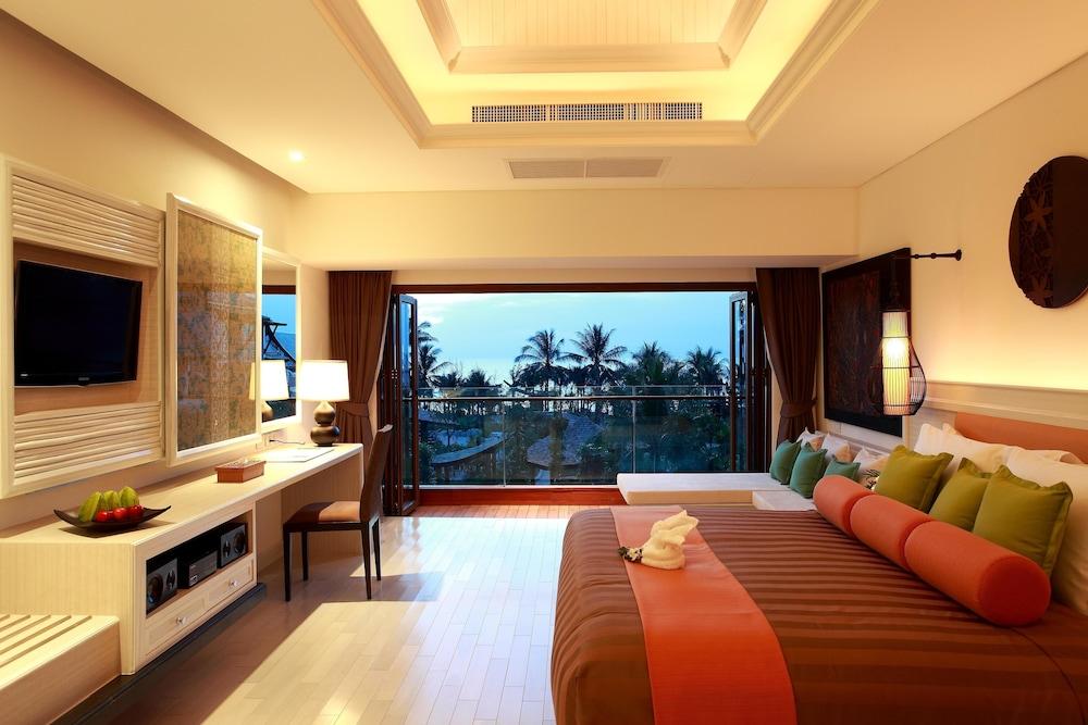 나타이 비치 리조트 & 스파 팡아(Natai Beach Resort & Spa Phang Nga) Hotel Image 4 - Guestroom