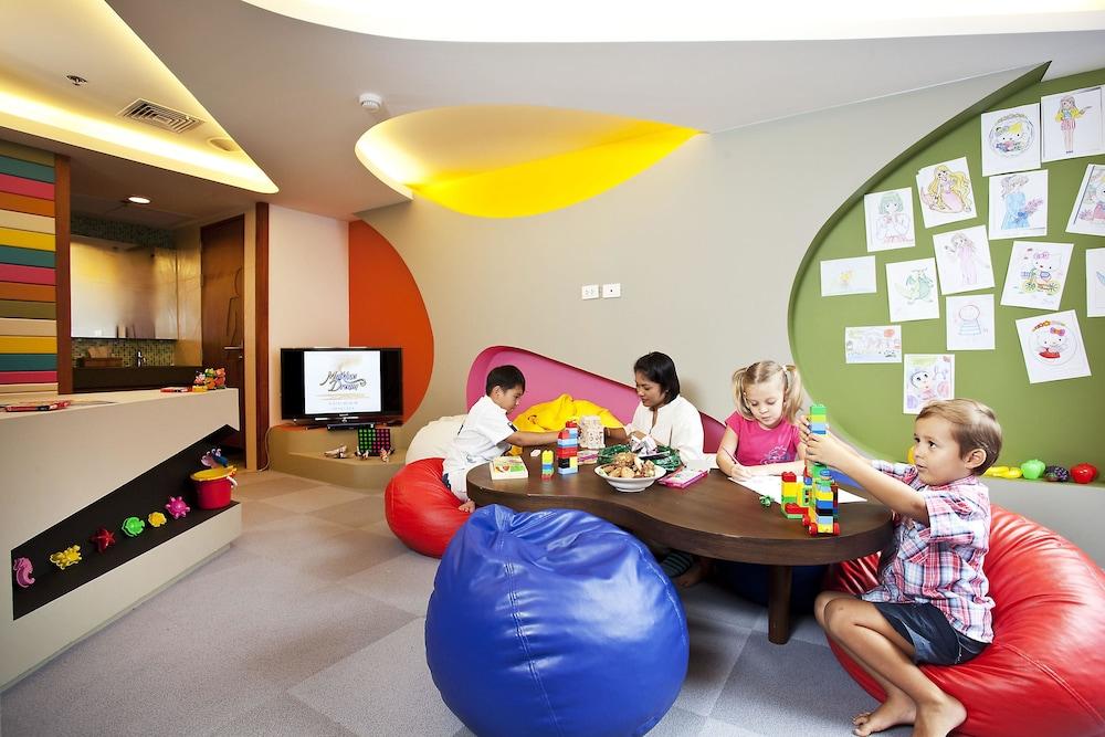 나타이 비치 리조트 & 스파 팡아(Natai Beach Resort & Spa Phang Nga) Hotel Image 55 - Childrens Play Area - Indoor