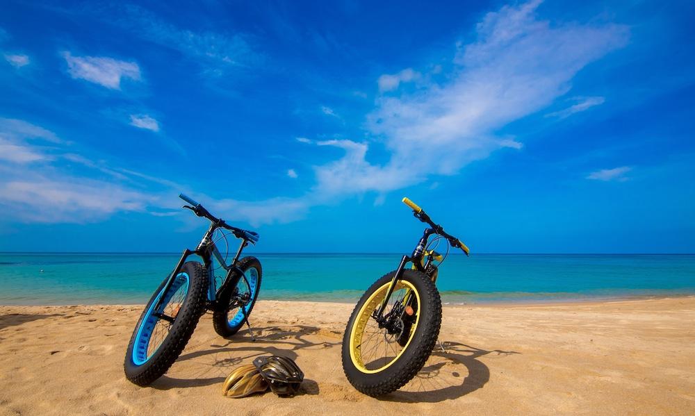 나타이 비치 리조트 & 스파 팡아(Natai Beach Resort & Spa Phang Nga) Hotel Image 53 - Bicycling