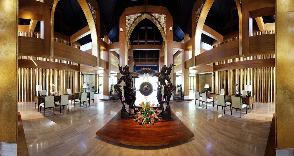 나타이 비치 리조트 & 스파 팡아(Natai Beach Resort & Spa Phang Nga) Hotel Image 1 - Lobby