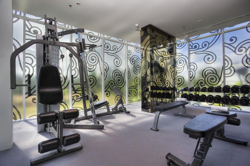 나타이 비치 리조트 & 스파 팡아(Natai Beach Resort & Spa Phang Nga) Hotel Image 44 - Gym