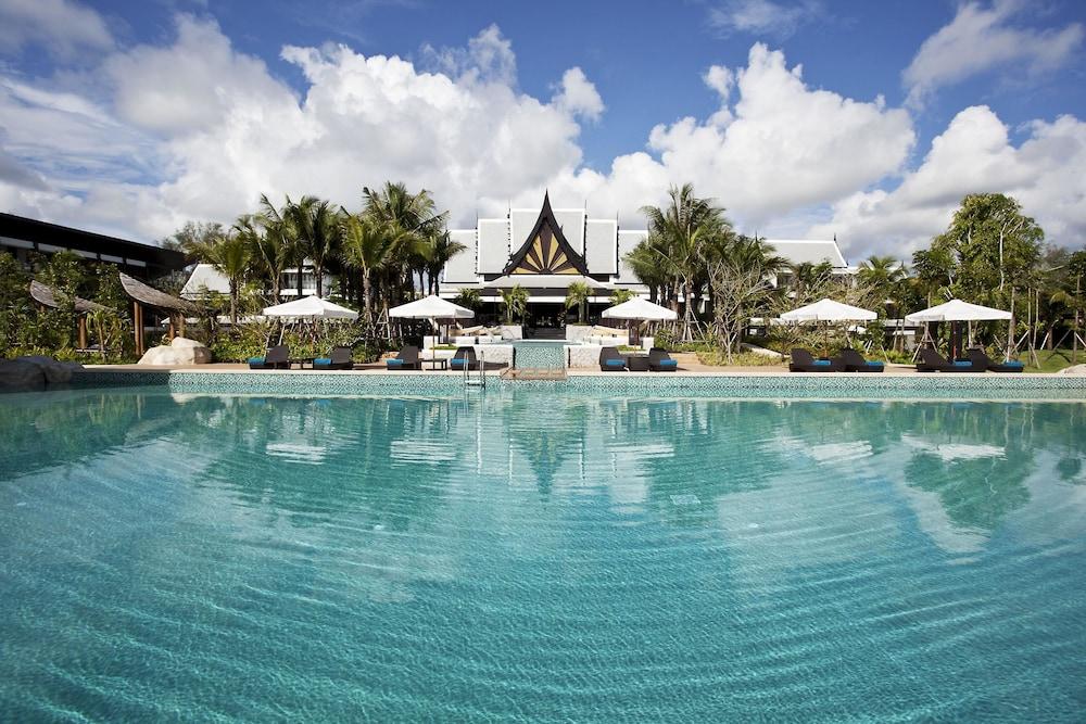 나타이 비치 리조트 & 스파 팡아(Natai Beach Resort & Spa Phang Nga) Hotel Image 39 - Outdoor Pool