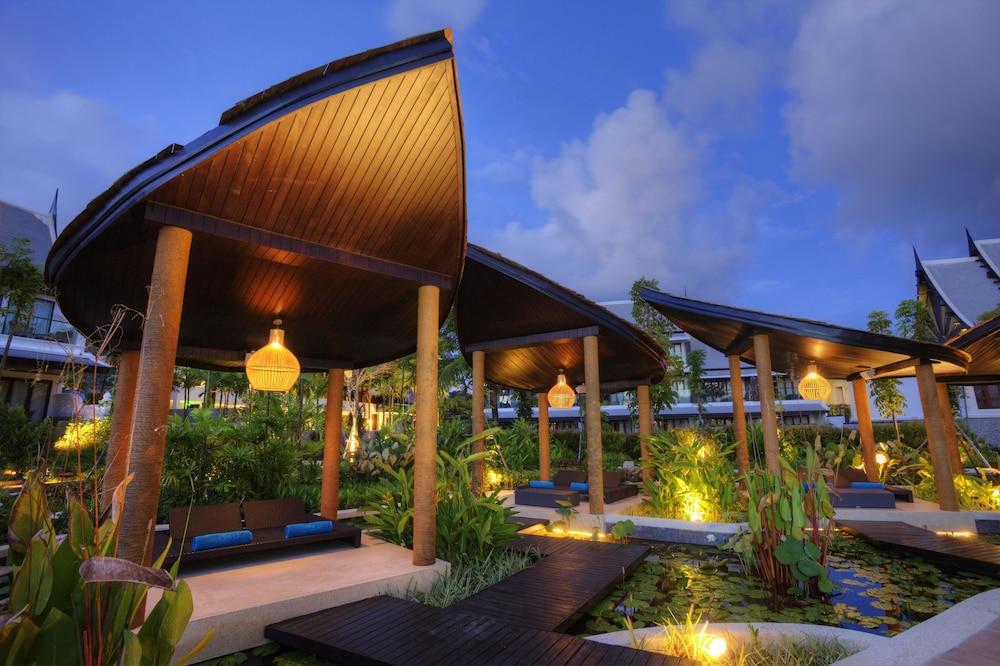 나타이 비치 리조트 & 스파 팡아(Natai Beach Resort & Spa Phang Nga) Hotel Image 67 - Terrace/Patio