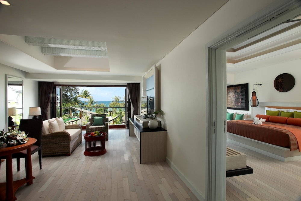 나타이 비치 리조트 & 스파 팡아(Natai Beach Resort & Spa Phang Nga) Hotel Image 30 - Guestroom View