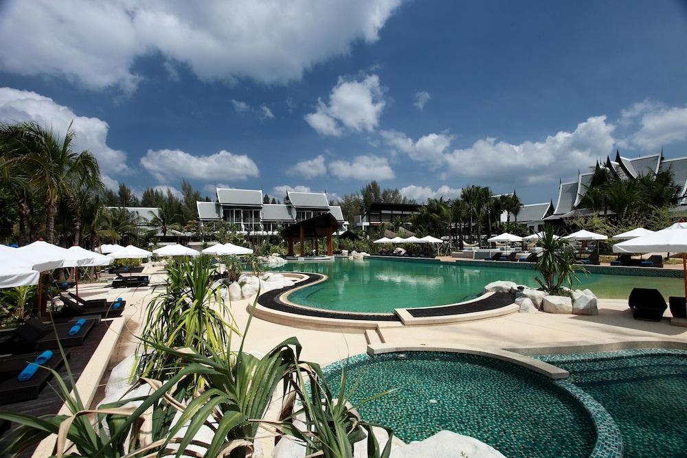 나타이 비치 리조트 & 스파 팡아(Natai Beach Resort & Spa Phang Nga) Hotel Image 40 - Outdoor Pool
