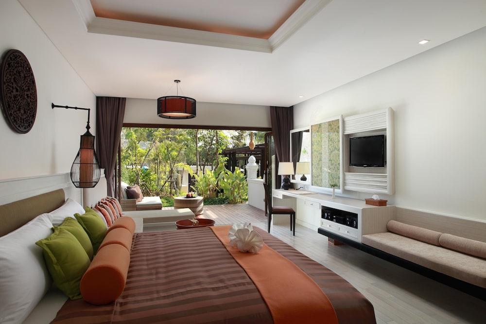 나타이 비치 리조트 & 스파 팡아(Natai Beach Resort & Spa Phang Nga) Hotel Image 29 - Guestroom View