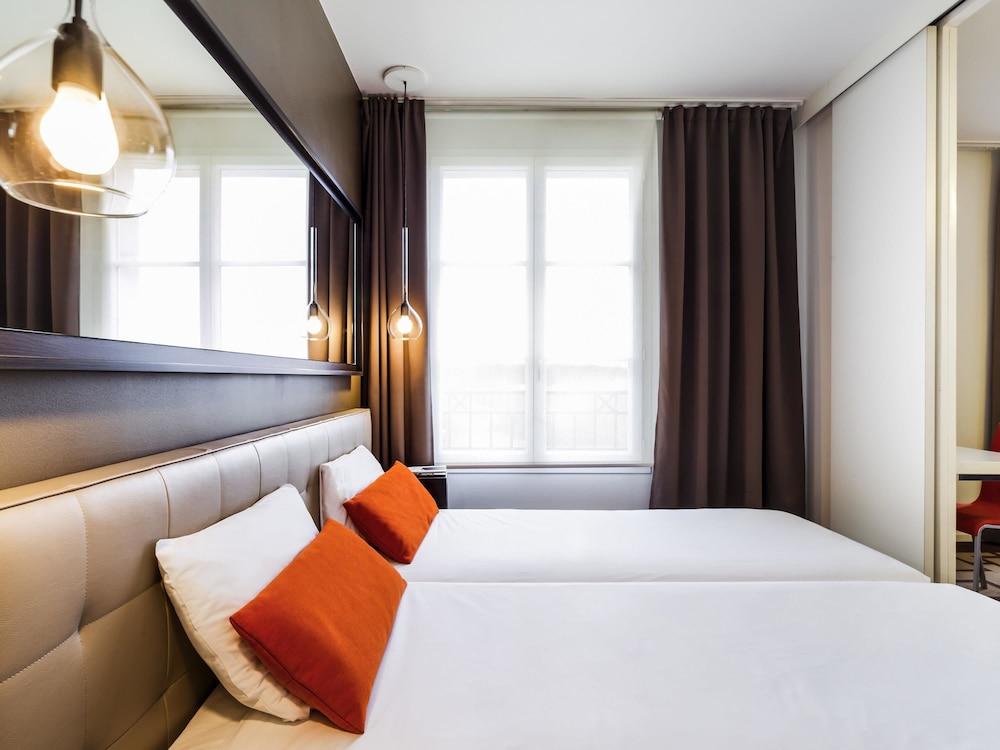 하이파크 바이 아다지오 마르세유(Hipark by Adagio Marseille) Hotel Image 18 - Guestroom