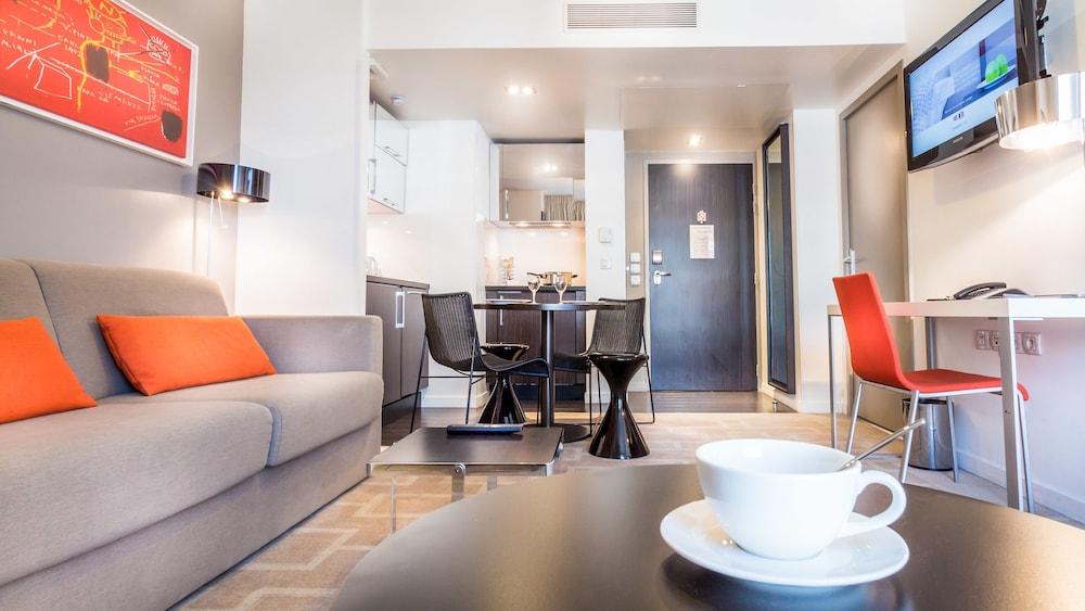 하이파크 바이 아다지오 마르세유(Hipark by Adagio Marseille) Hotel Image 31 - Living Area
