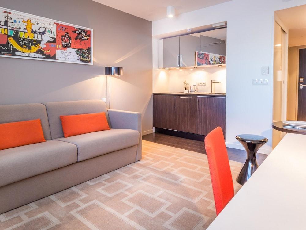 하이파크 바이 아다지오 마르세유(Hipark by Adagio Marseille) Hotel Image 13 - Guestroom