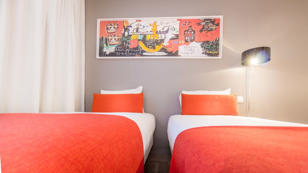 하이파크 바이 아다지오 마르세유(Hipark by Adagio Marseille) Hotel Image 9 - Guestroom