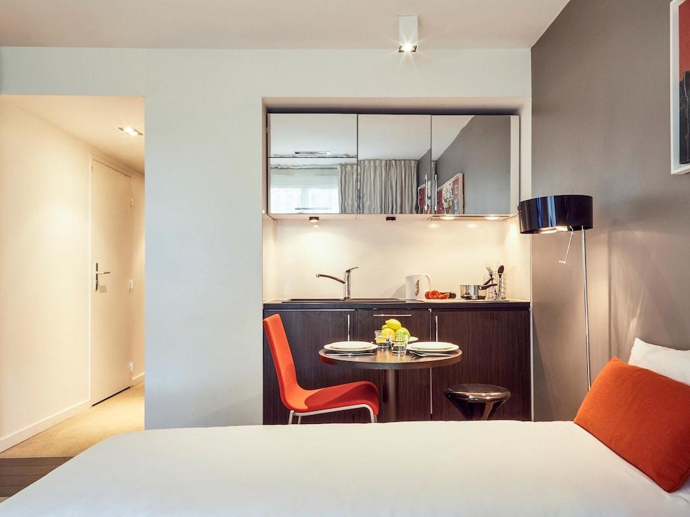 하이파크 바이 아다지오 마르세유(Hipark by Adagio Marseille) Hotel Image 29 - Guestroom