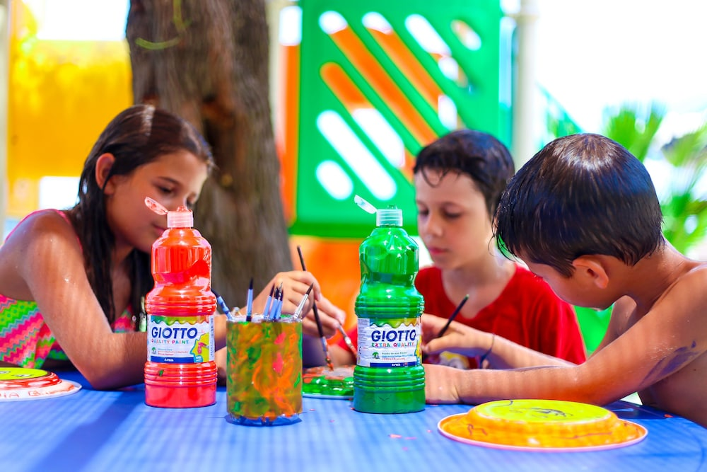 빌라지오 호텔 리도 산 쥬세페(Villaggio Hotel Lido San Giuseppe) Hotel Image 11 - Childrens Play Area - Indoor