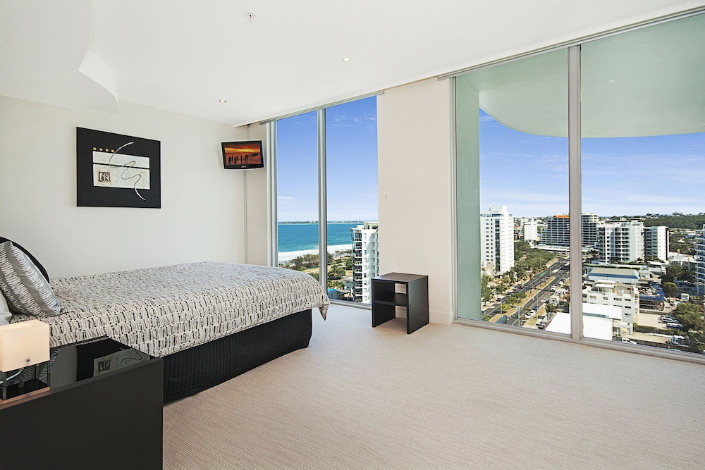 아쿠아 비스타 리조트(Aqua Vista Resort) Hotel Image 13 - Guestroom