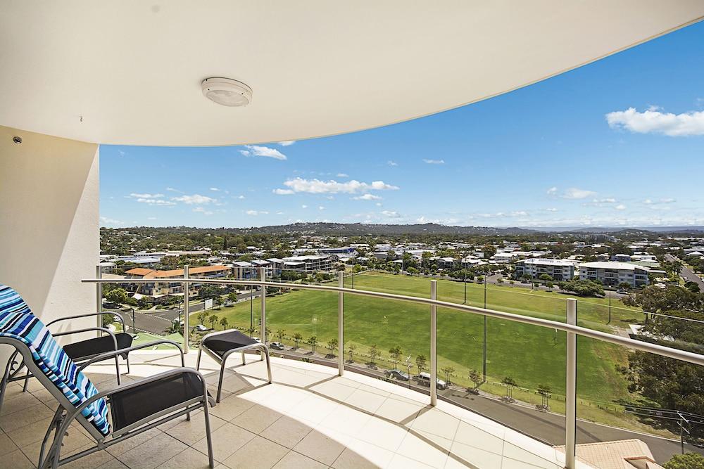 아쿠아 비스타 리조트(Aqua Vista Resort) Hotel Image 83 - Balcony
