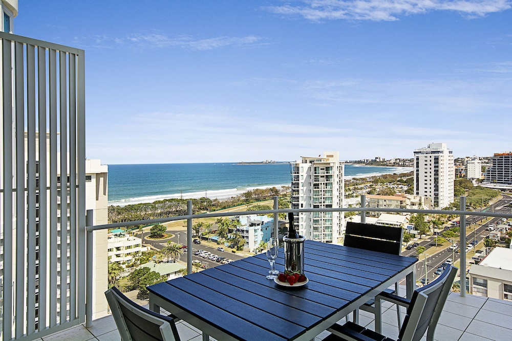아쿠아 비스타 리조트(Aqua Vista Resort) Hotel Image 74 - Balcony