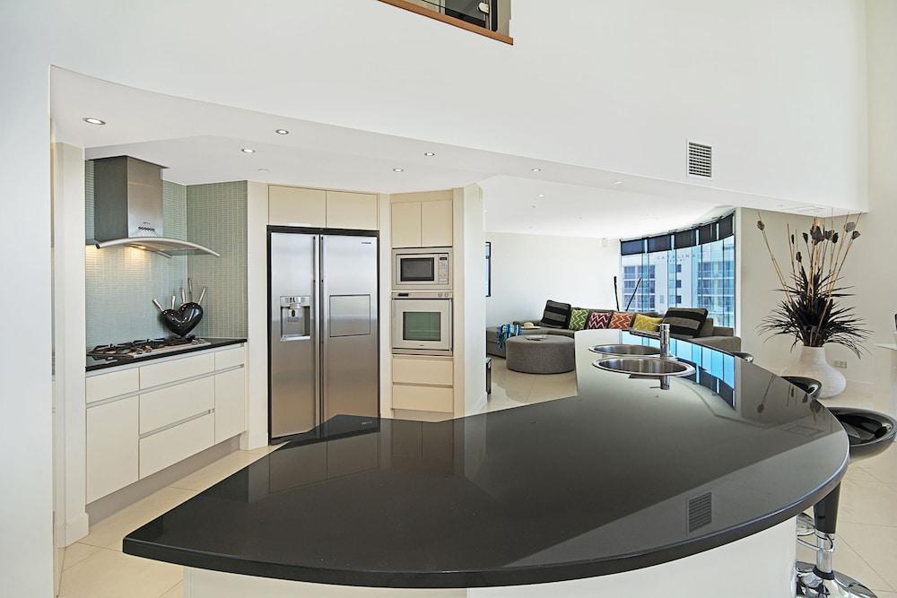아쿠아 비스타 리조트(Aqua Vista Resort) Hotel Image 35 - In-Room Kitchen