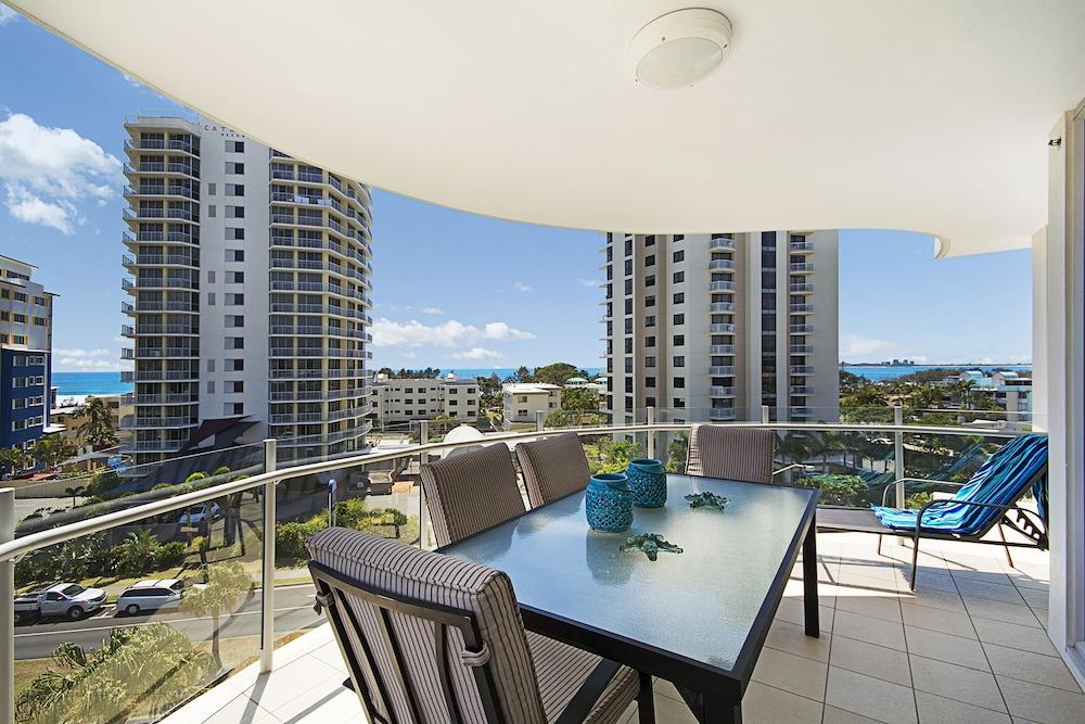 아쿠아 비스타 리조트(Aqua Vista Resort) Hotel Image 82 - Balcony