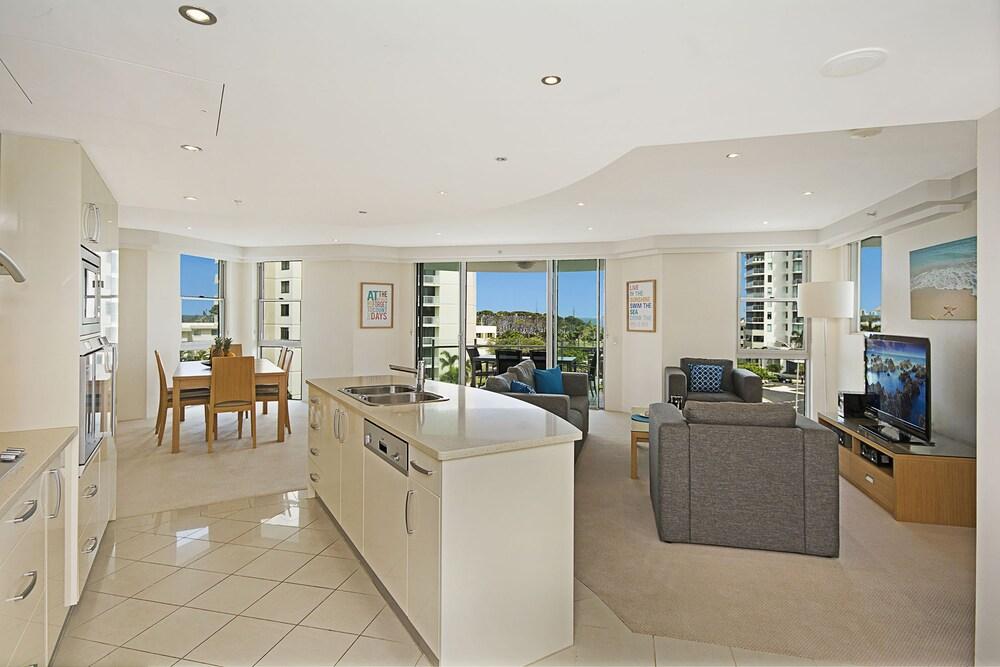 아쿠아 비스타 리조트(Aqua Vista Resort) Hotel Image 55 - Living Area
