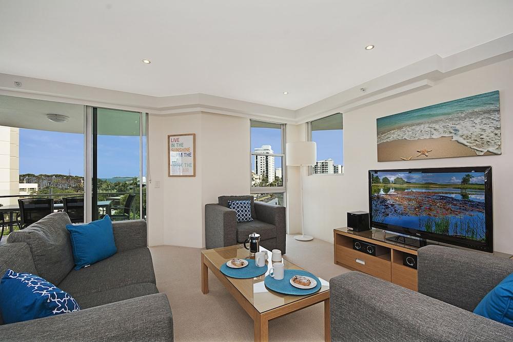 아쿠아 비스타 리조트(Aqua Vista Resort) Hotel Image 53 - Living Area