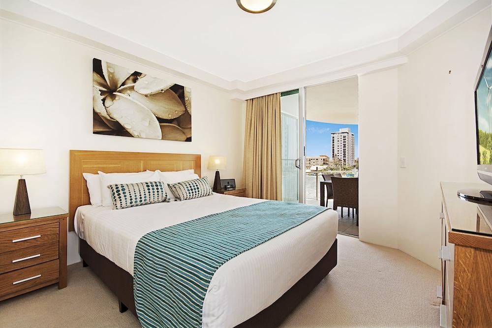 아쿠아 비스타 리조트(Aqua Vista Resort) Hotel Image 8 - Guestroom